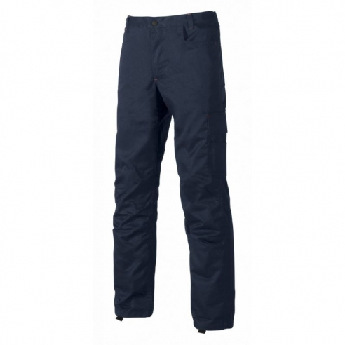 Pantaloni Da Lavoro U Power Bravo Blu