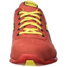 Scarpe antinfortunistiche basse diadora glove ii s3 rosse