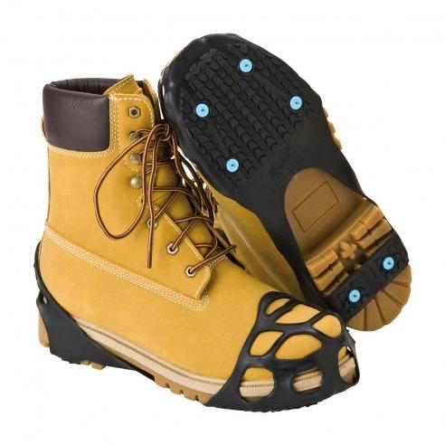 bf3d3c7a2e806 Disegnato appositamente per le taglie più grandi si applica su scarpe e  stivali con puntale di sicurezza. Costruito in carburo di tungsteno anti  scintilla.