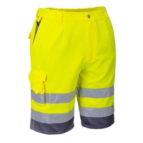 Pantaloni Corti Ad Alta Visibilita'...