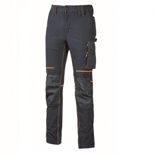 Pantalone Stretch UPower Atom Blue...