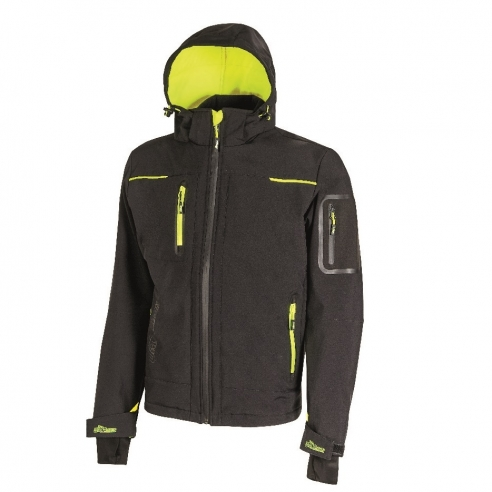 Giacca UPower Space in Softshell...