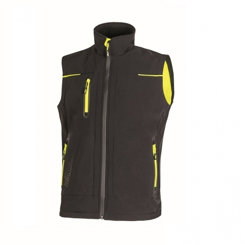 Gilet UPower Universe in Softshell...
